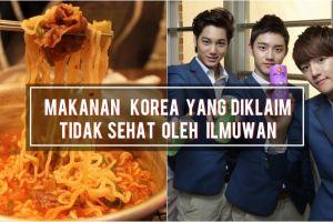 5 Makanan Korea ini disebut-sebut paling nggak sehat, padahal enak lho