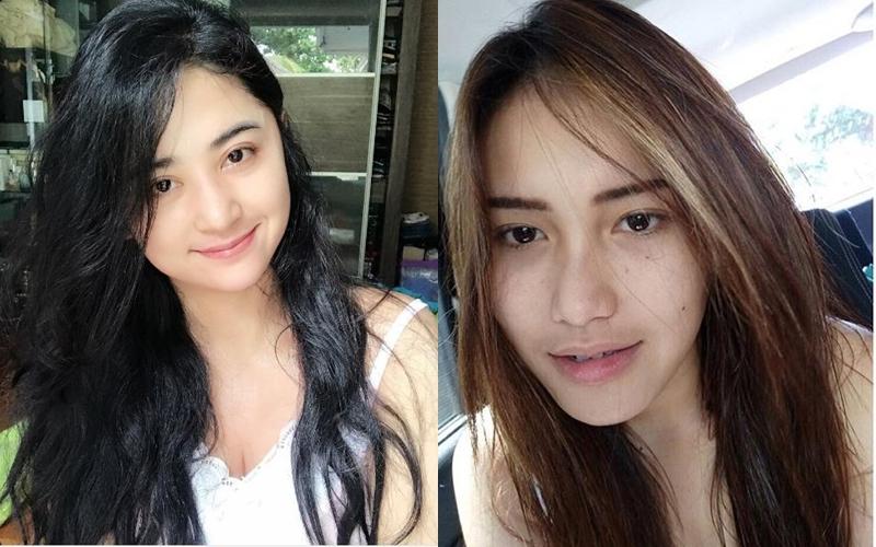 13 Penyanyi dangdut tanpa makeup ini buktikan polosan juga bisa cantik