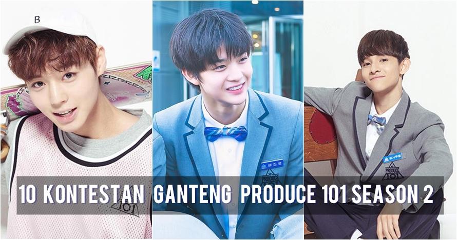 10 Dedek ganteng acara survival Korea 'Produce 101', siap curi hatimu