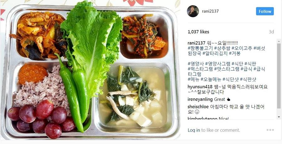makan siang siswa korea © 2017 brilio.net