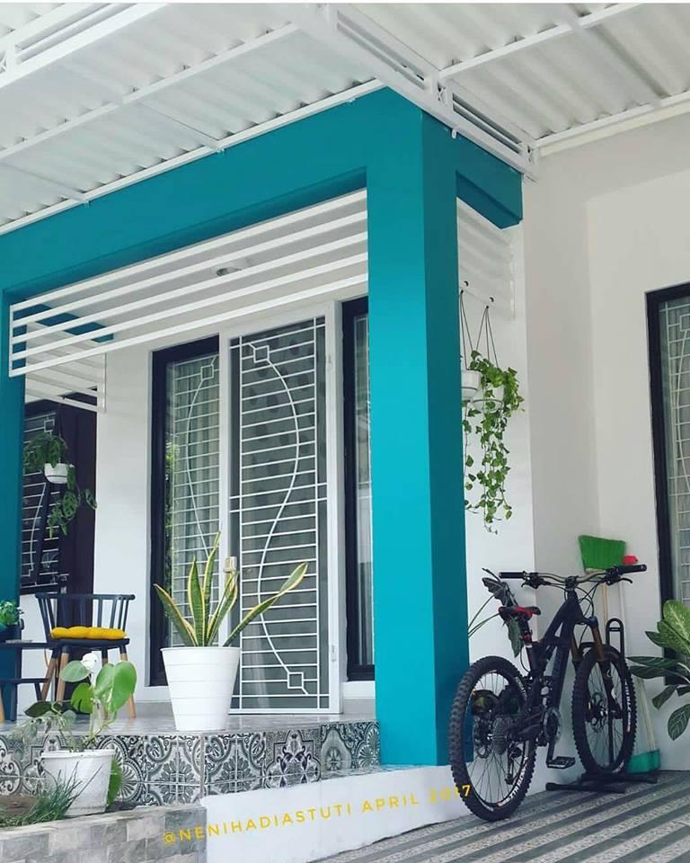 ini 10 inspirasi teras rumah untuk lahan sempit tampak