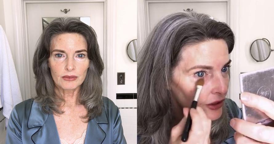Ini dia rahasia cantik lawan penuaan Joan Severance, model era 80an