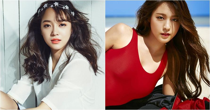 7 Idol K-Pop ini tetap terlihat cantik natural meski tanpa makeup