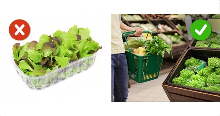 7 Produk yang lebih baik dihindari saat belanja di supermarket
