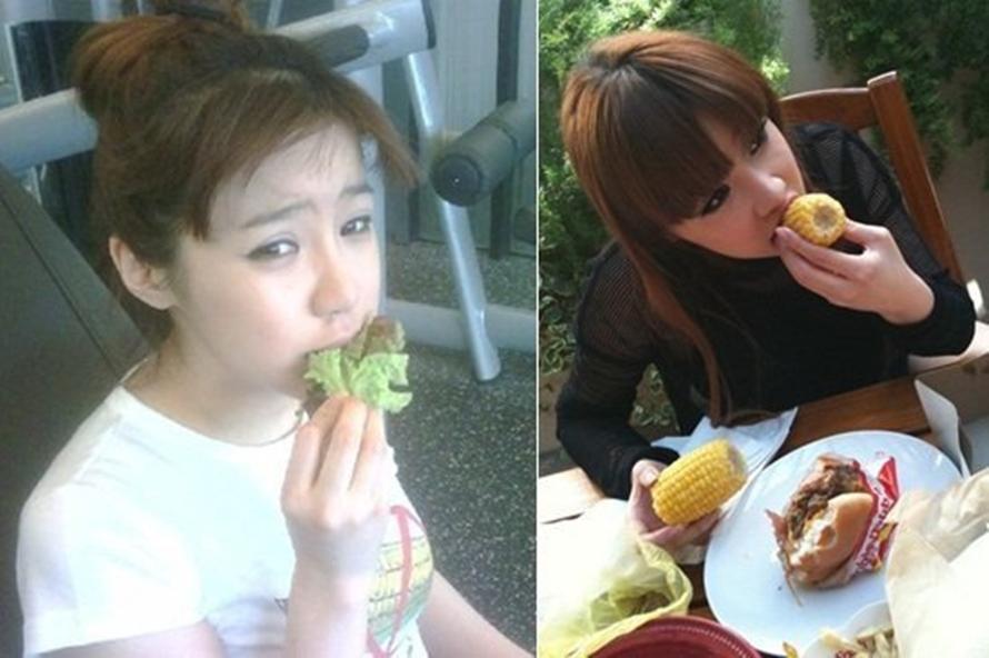 620447 diet gila ala kpop