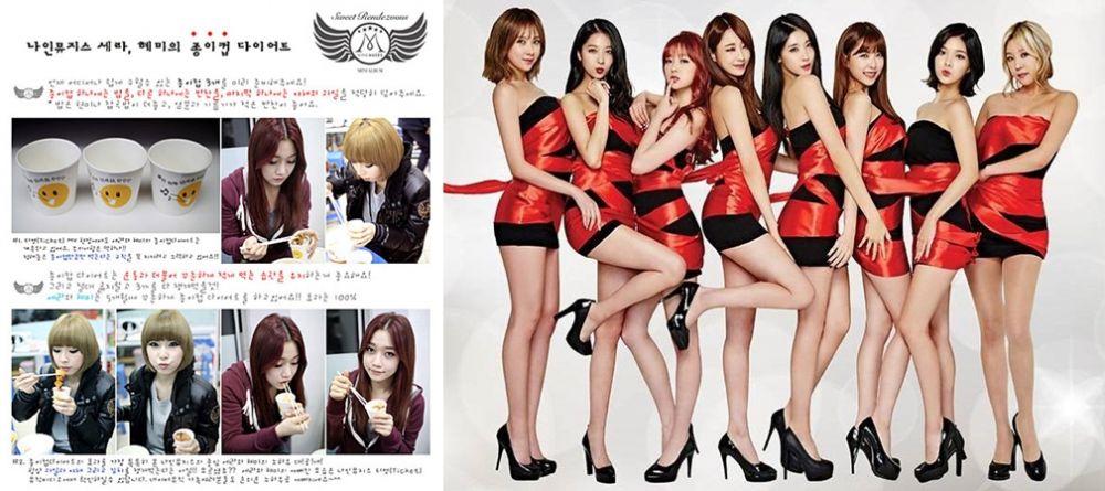 11 Cara diet gila ala idol K-Pop f45daf05d0