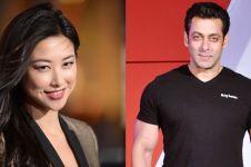 Kenalin Zhu Zhu, aktris China lawan main Salman Khan di Tubelight