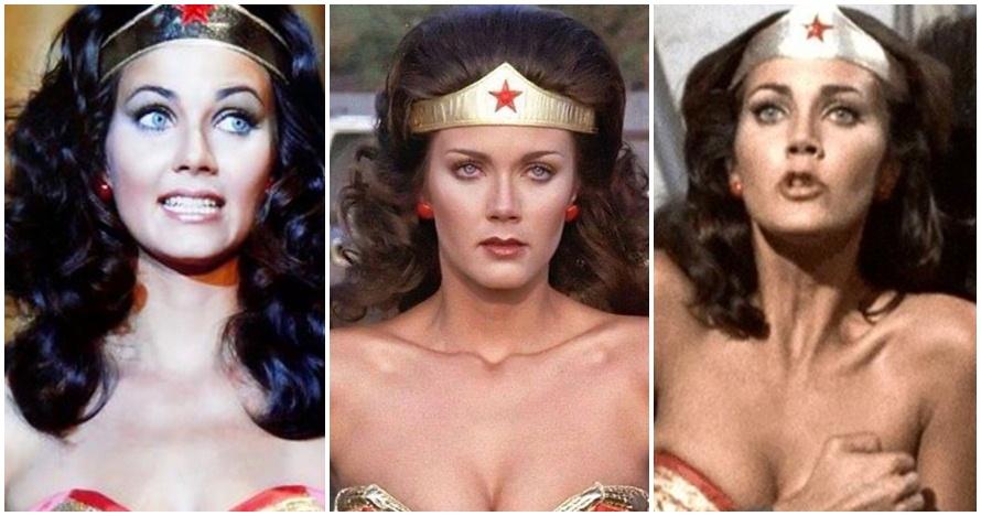 Penampilan terkini pemeran awal Wonder Woman Linda Carter, awet muda