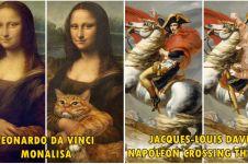 15 Parodi karya pelukis tenar dunia bikin kamu ber-hmmm ria
