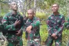 Saat siswa Tamtama Infanteri nyanyi acapella & beatbox, keren parah