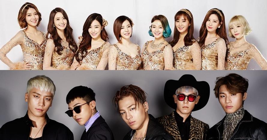 Ini dia 10 lagu K-Pop yang miliki chorus terbaik di abad ke-21, keren