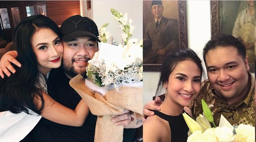 Upload foto ini, Vanessa-Didi Soekarno nikah diam-diam?