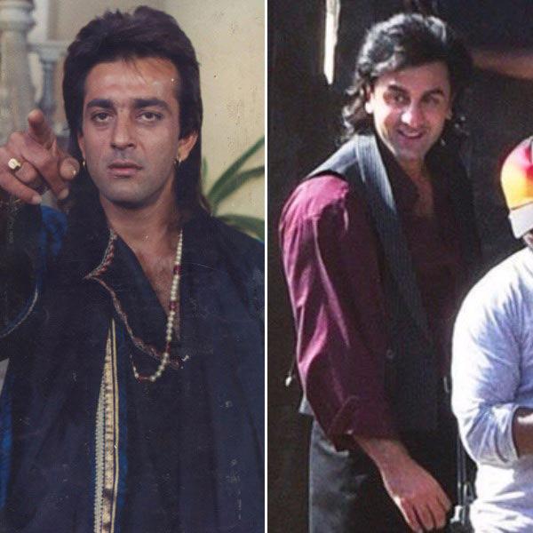Perankan Sanjay Dutt di film anyar, begini penampilan ...