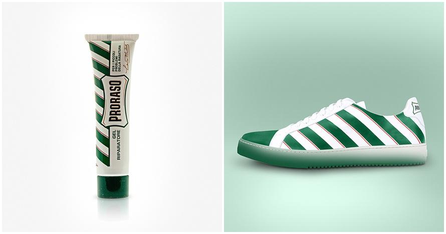 13 Desain sepatu ini terinspirasi dari produk rumah tangga, unik abis