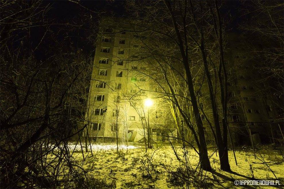 Kota Pripyat © 2017 designyoutrust.com