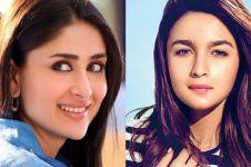 10 Seleb Bollywood ini gaunnya pernah tersingkap di depan umum