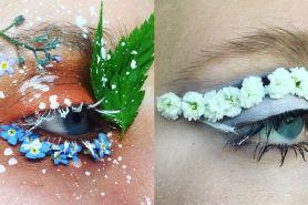 Terrarium eyes, tren riasan mata unik yang hits di Instagram