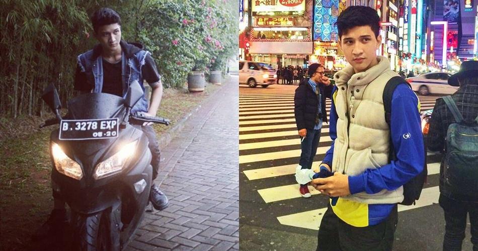 12 Potret Aditya Zoni, adik Ammar Zoni yang kini ikut main sinetron