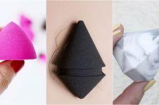 8 Beautyblender sesuai fungsi, mulai dari bentuk oval hingga berlian