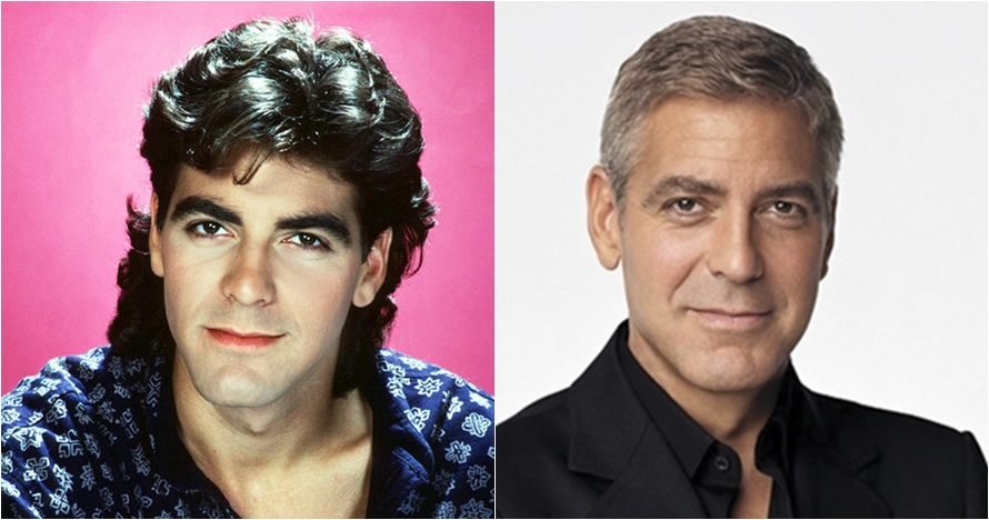 10 Foto transformasi George Clooney, dari biasa hingga berwibawa