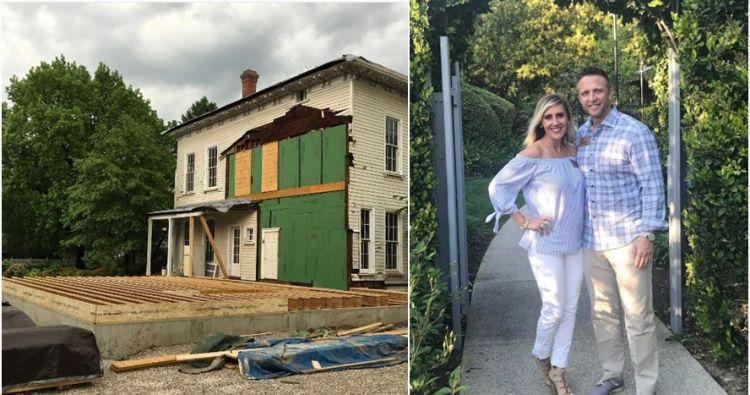 Wanita ini renovasi rumah tua tahun 1885, hasilnya bikin takjub
