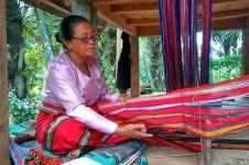 Tenun Mamasa, kain tradisional yang kini makin dikenal dunia, keren