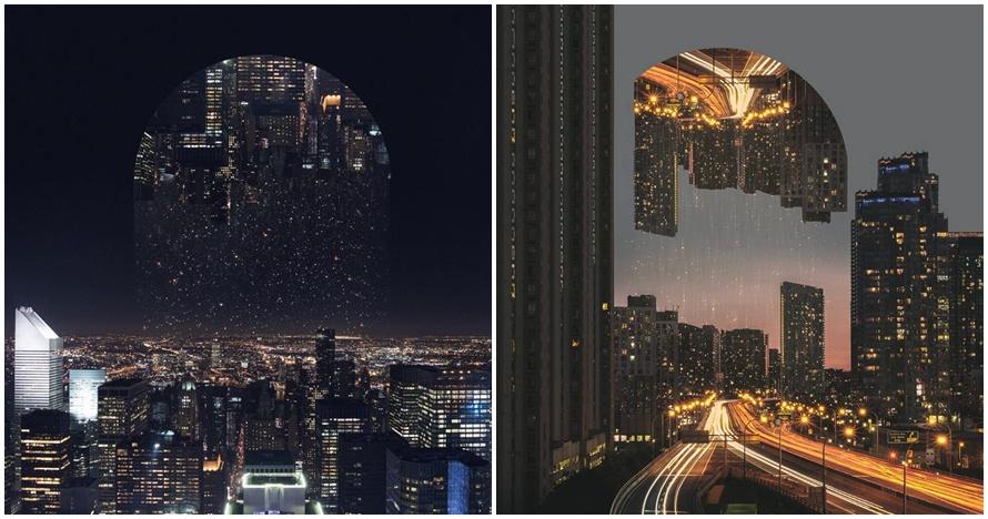 15 Karya fotografi pemandangan terbalik ini bikin kerennya nambah deh