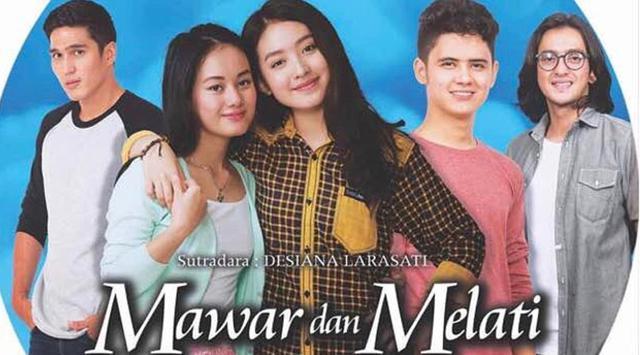 Lagi, sinetron Mawar dan Melati diduga plagiat drama Mandarin ini