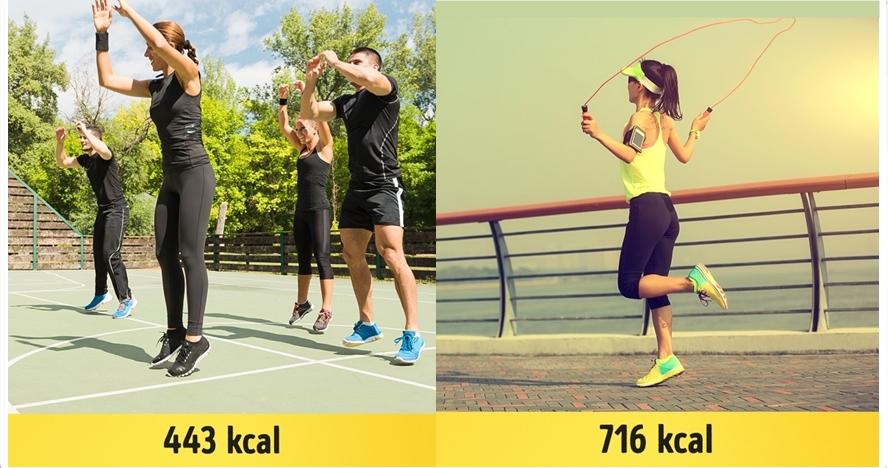 11 Olahraga menyenangkan yang bakar 300 kalori lebih dalam 60 menit