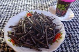 Ini cara bikin Ampo, camilan asal Tuban yang terbuat dari tanah liat