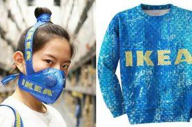 13 Item fashion dibuat dari bahan tas belanja, hasilnya bikin takjub