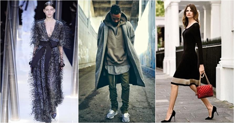 15 Istilah fashion ini kerap muncul tapi tak semua orang paham artinya