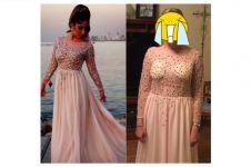 10 Ekspektasi vs realita gaun prom night ini bikin cewek gagal cantik