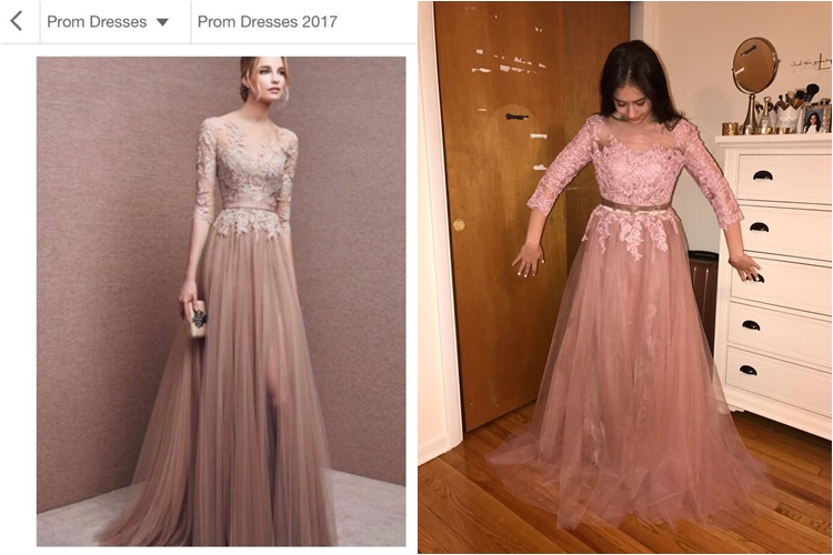 10 Ekspektasi Vs Realita Gaun Prom Night Ini Bikin Cewek Gagal Ca