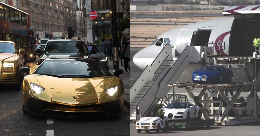 15 Potret ini buktikan kalau orang Jazirah Arab memang kaya raya, wow!