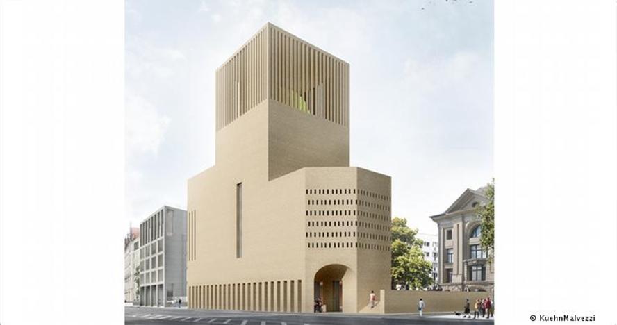 The House of One, rumah ibadah 3 agama yang dibangun di Berlin