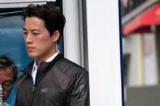 10 Foto pengawal Presiden Korea Selatan yang berwajah seganteng aktor