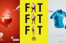 11 Poster iklan cerdas ini bisa jadi inspirasi bisnismu