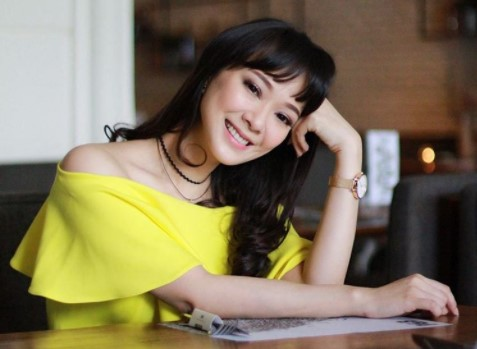 Hobi traveling, ini tujuan favorit presenter cantik Yuanita Christiani