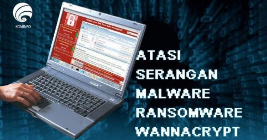 Heboh Ransomware , Lemsaneg klaim server buatan dalam negeri teraman