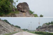 Kisah sopir potret batu misterius di Tol Cipali ini bikin merinding