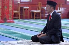 5 Fakta menarik Masjid Niujie di China yang dikunjungi Presiden Jokowi