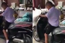 Video ini ingatkan orangtua hati-hati belikan motor untuk anak, bahaya