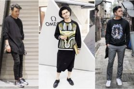 10 Gaya fashion Kikky Dradjat, artis yang kini jadi fashionista keren