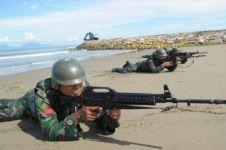 4 Prajurit TNI tewas dalam kecelakaan latihan di Natuna