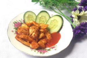 Yuk bikin spicy chicken fillet sendiri, cukup 15 menit saja lho