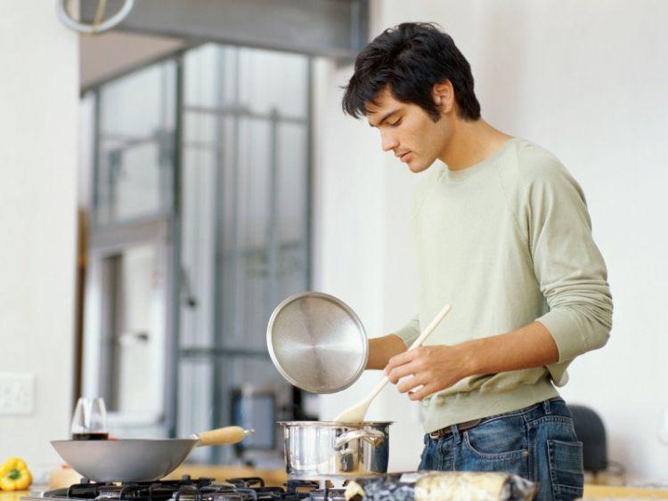 cowok masak Istimewa