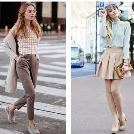 10 Padu padan khaki outfit yang bikin tampilan makin glamor & memukau