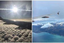 15 Foto pemandangan dari langit ini dijamin bikin ngebet traveling