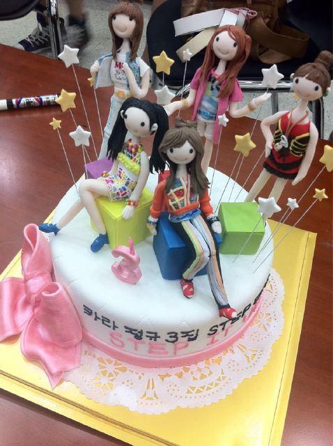 Kue Tart K-Pop © 2017 brilio.net